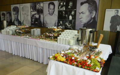 Catering w Teatrze Wybrzeże, Gdańsk