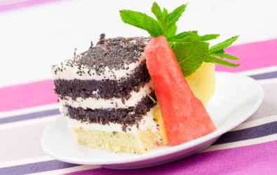 Ciastko makowe